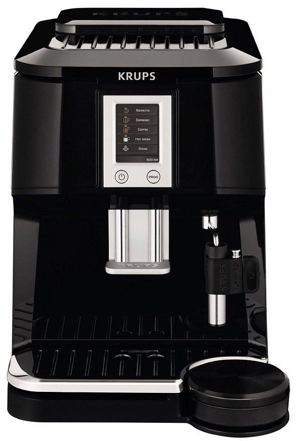 krups ea8442 falcon fully automatic espresso machine review. Black Bedroom Furniture Sets. Home Design Ideas