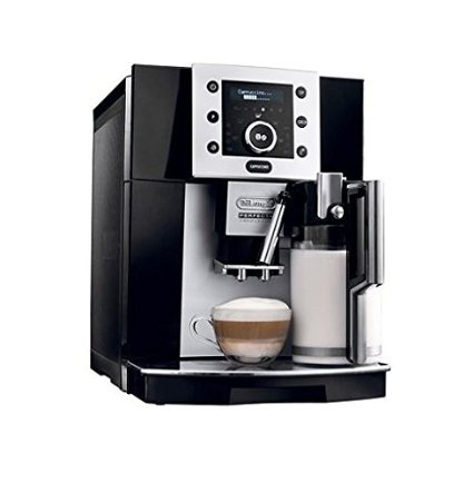 Coffee Maker Latte Reviews : Delonghi ESAM5500B Review - The Defect You Must Know