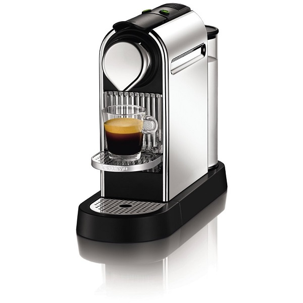 Nespresso Citiz C111 Espresso Maker Review Isn T Worst
