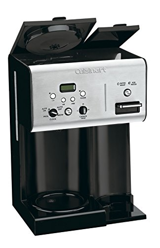 Cuisinart Coffee Maker Chw 12 : Cuisinart CHW-12 Coffee Plus Review - CHW-12 Carafe perform well?