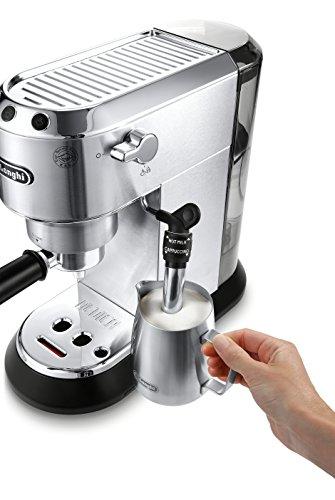 DeLonghi America EC685M Review - Key Features of the DeLonghi America EC685M Dedica Deluxe espresso